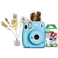 $69 » Fujifilm Instax Mini 11 Bundle - Sky Blue (600021729)