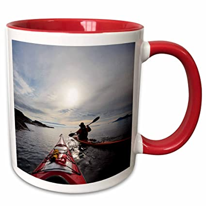 Amazon com: 3dRose Danita Delimont - Kayaking - USA, Washington, San