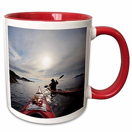 Amazon com: 3dRose Danita Delimont - Kayaking - USA, Washington, San