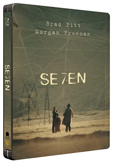 Seven - Steelbook (exklusiv bei Amazon.de) [Blu-ray] [Limited Edition]