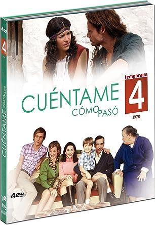Amazoncom Cuentame Como Paso Temporada 4 Pal Ana Duato Imanol