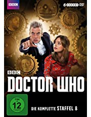 Doctor Who - Die komplette Staffel 8