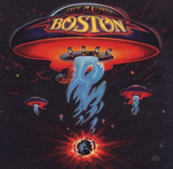 Image result for Boston album