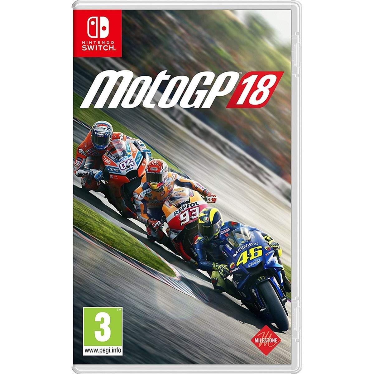 MotoGP 18 NSW: Amazon.es: Videojuegos
