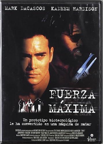 Amazon.com: Fuerza Maxima (Import Movie) (European Format - Zone 2) (2003) Mark Dacascos; Kadeem Hardison; John Pyper-F: Movies & TV