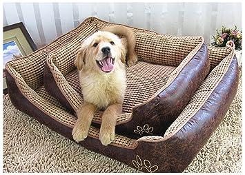 Sólo en ciudad mascota cama para gato y perro Crate Pad Deluxe Premium cama con acogedor
