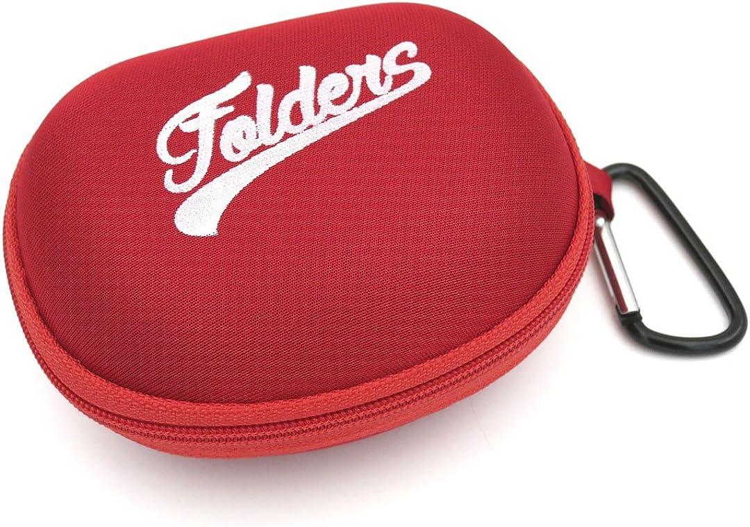 Pufmania Funda Semi Rígida para gafas plegables Folders (Marrón): Amazon.es: Ropa y accesorios