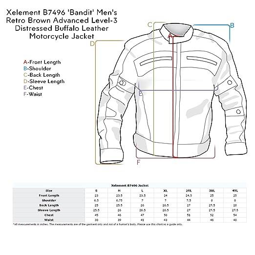 Amazon Com Xelement B7496 Bandit Mens Retro Brown Advanced Level 3