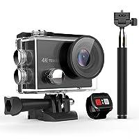 TENKER 4K Action Sport Camera