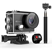 TENKER 4K Waterproof Action Sport Camera