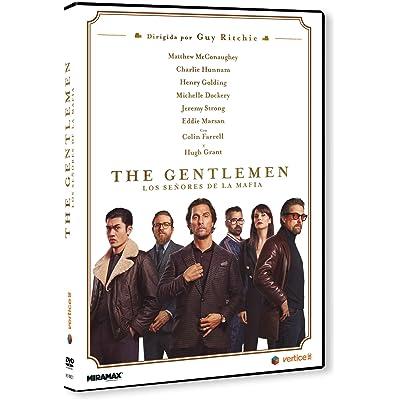 The Gentlemen. Los señores de la mafia [DVD]
