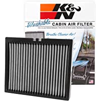 $39 » K&N VF2040 Washable & Reusable Cabin Air Filter Cleans and Freshens Incoming Air for your…