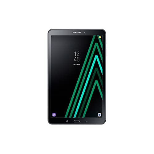 Samsung sm t580nzwexef Tablet táctil 10 32 GB 2 GB de RAM Android 6 0 WiFi Bluetooth Negro Negro Norme