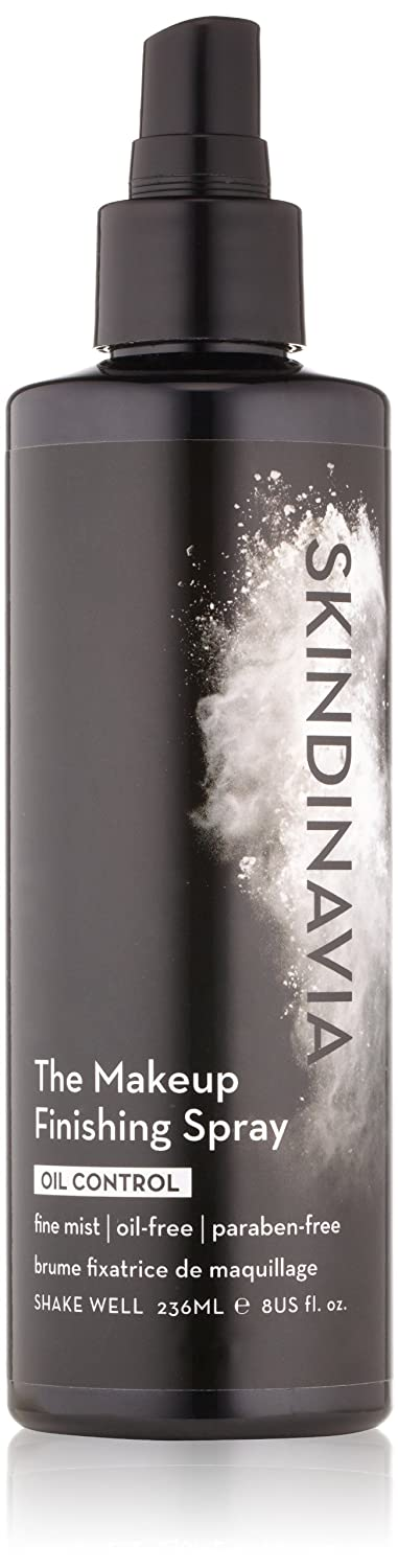 Skindinavia The Makeup Oil Control Finishing Spray