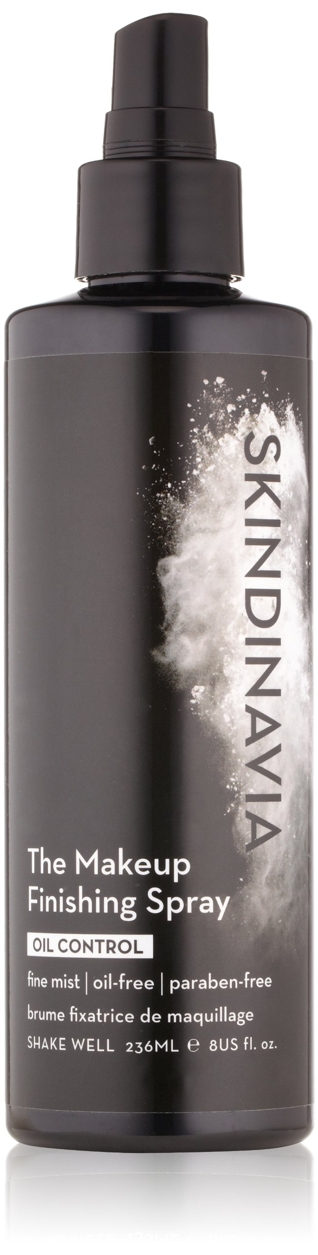 Skindinavia The Makeup Oil Control Finishing Spray, 8 Fluid Ounce