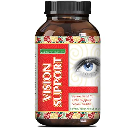 Amazon.com: 100% Lutein Pills For Healthier Eyes – Improve Vision ...