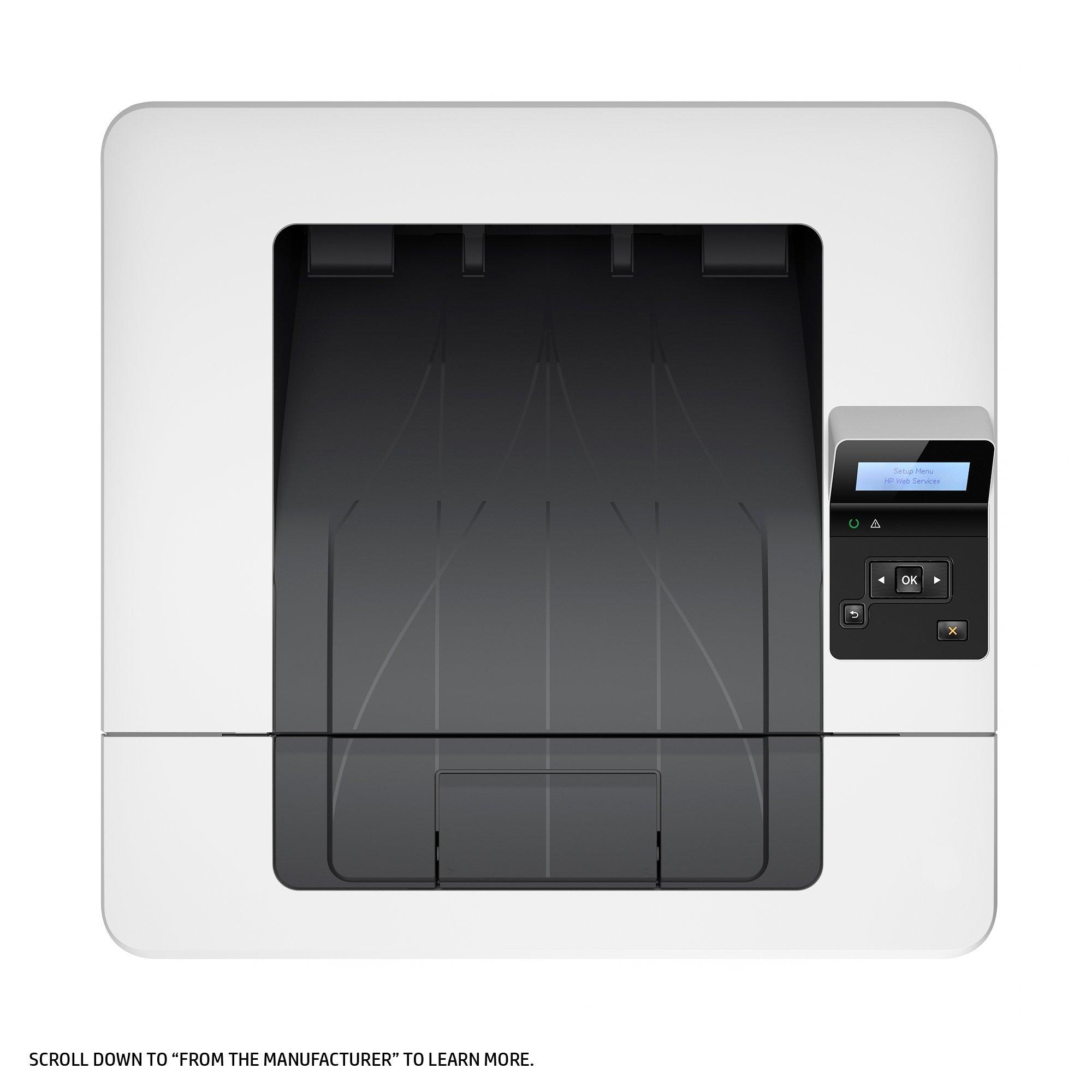 HP Laserjet Pro M402n Monochrome Printer, (C5F93A) (Renewed) by HP (Image #8)