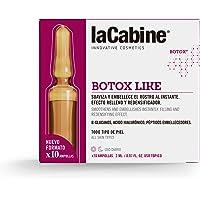 La Cabine Ampollas Botox - Ácido hialurónico cápsulas