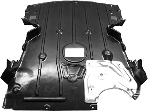 CPP Front Engine Splash Shield Guard for BMW 3 Series Convertible BM1228113