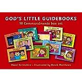 God's Little Guidebooks - Box Set: 10 Commandments Box Set (Colour Books)