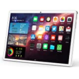Tablet 10.1 Inch, Dual SIM 3G Phone Call Tablets, Quad Core Android 9.0 HD Touchscreen Tablet with 32GB ROM/128GB Expand, 600