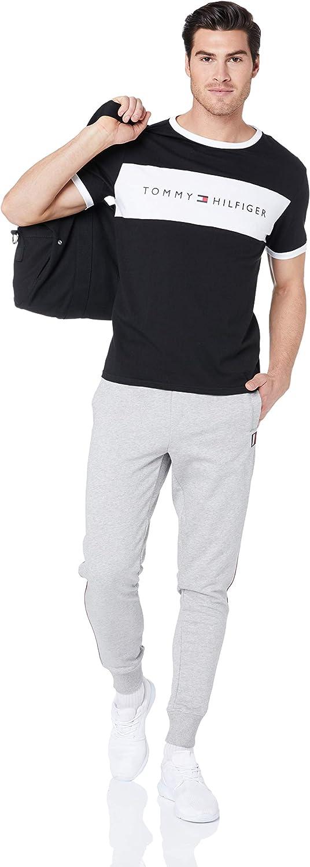 Tommy Hilfiger Mens Cn Ss Tee Logo Flag Shirt
