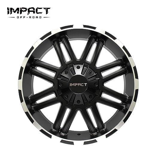 Amazon.com: Impact Off Road Rims Wheels 17x9