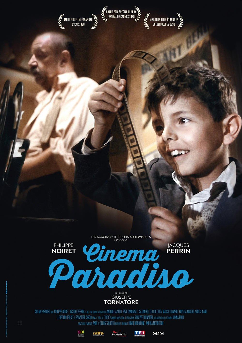 Giuseppe Tornatore : Cinéma Paradiso + The Best Offer Francia DVD ...