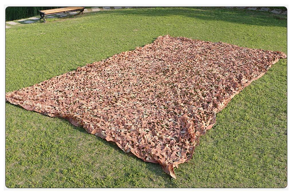 para la caza Disparar la decoraci/ón del hogar de acampar y deportes al aire libre disponible en varios tama/ños, gris Camo color persianas red de malla de camuflaje Toldo de terraza Red de camuflaje