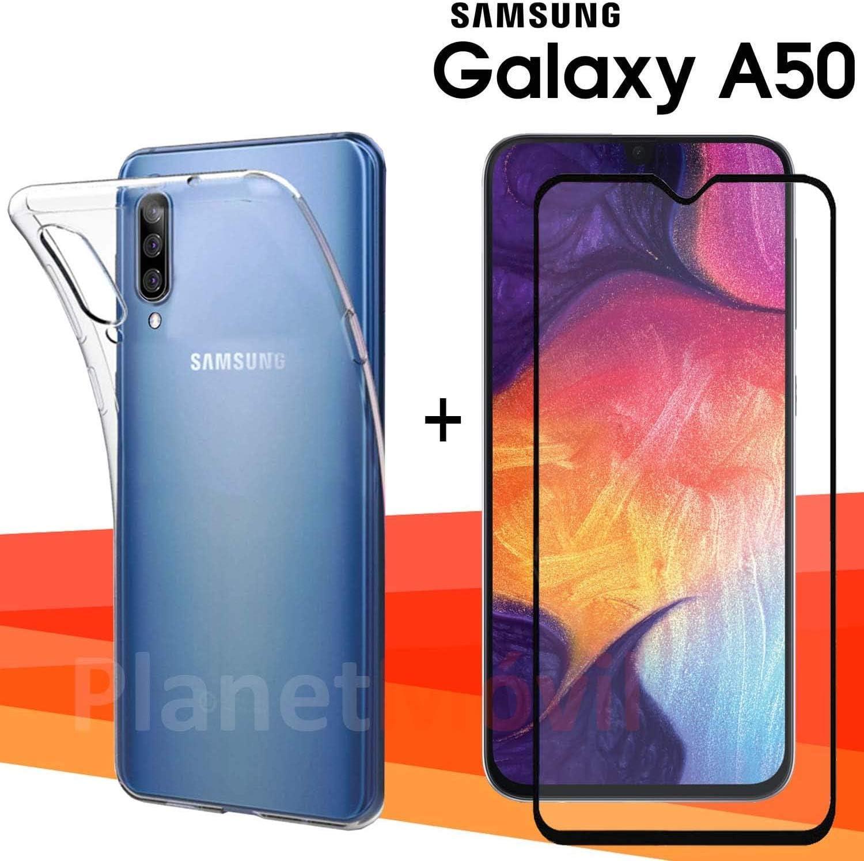PLANETMOVIL Compatible con [ Samsung Galaxy A50 ] (6,4 Pulgadas ...
