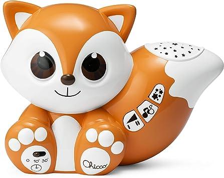 Chicco - Proyector Foxy La Zorro, Naranja: Amazon.es: Juguetes y ...