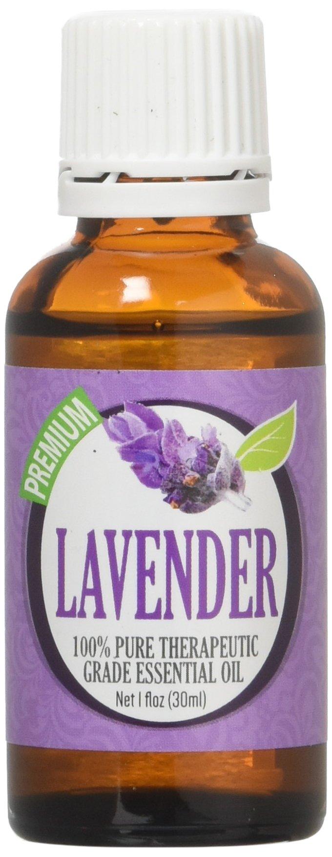 Lavender 100% Pure, Best Therapeutic Grade Essential Oil - 30mL (1oz)