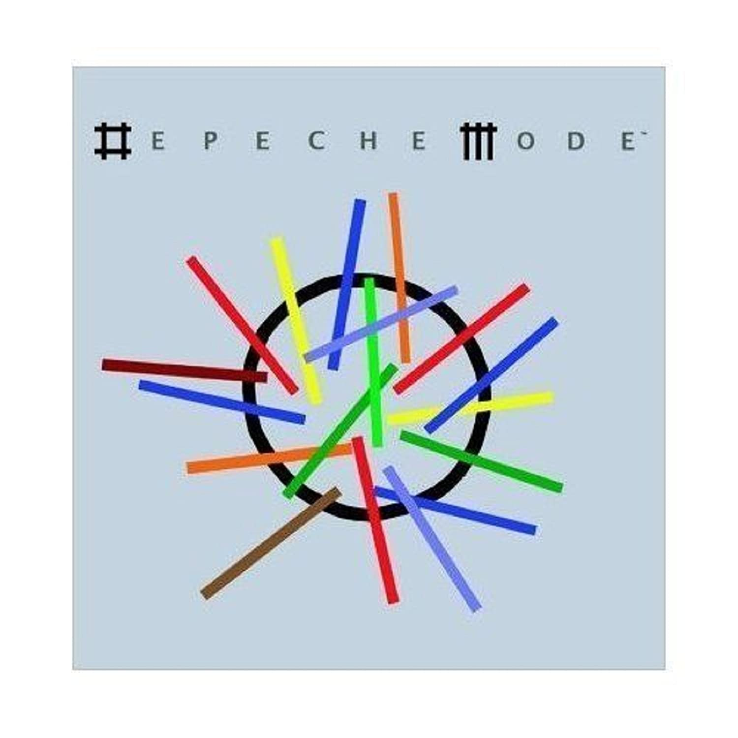 Depeche Mode Greeting Birthday Any Occasion Card Sounds Of The
