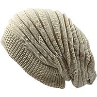RW Rasta Long Slinky Beanie Hats