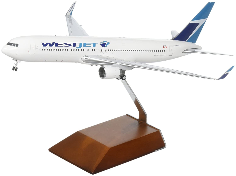 gemini200 West Jet Airlines b767 – 300er c-fogj 1 : 200スケール飛行機モデルVehicle B01ASD6I7C
