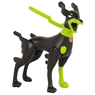 Pokémon Action Figure, Zygarde 10% Form: Toys & Games