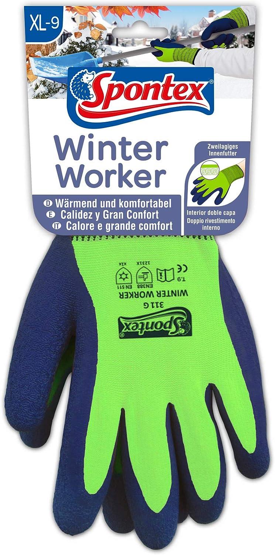 Innenfütterung für hohen... Spontex 12130167 Handschuh Winter Worker