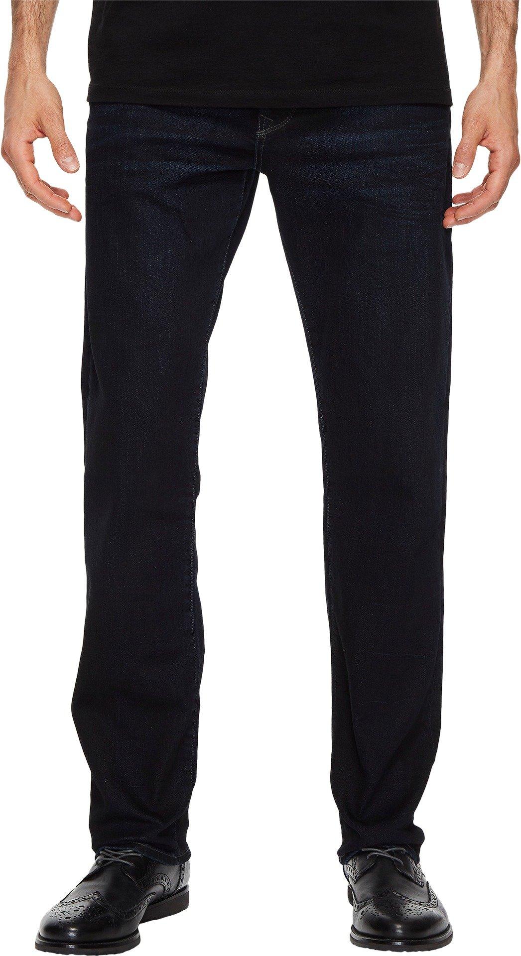 Mavi Men's Zach Straight Leg, Coated Authentic Vintage, 30/32
