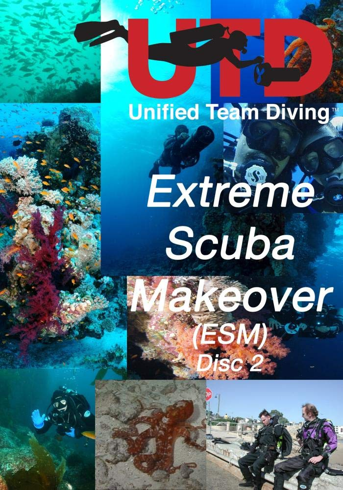 Extreme Scuba Makeover (ESM) Disc 2 by
