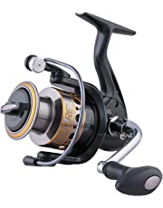 Goture Spinning Fishing Reel 6+1 Ball Bearings for Saltwater Freshwater 10 Kg Drag