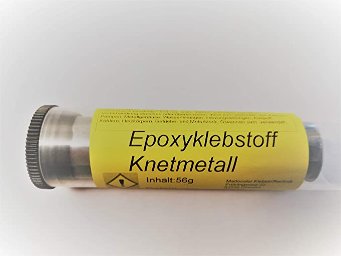 Knetmetall, Industrieklebstoff, Metallknete, Stahlknete ...