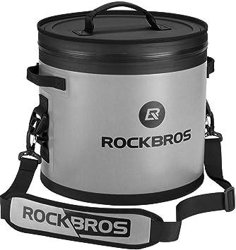 ROCKBROS Bolsa Nevera 17L Portátil Enfriamiento 48h Isotérmica ...