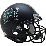 Schutt NCAA Hawaii Rainbow Warriors Football Helmet Desk Caddy