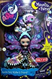 Littlest Pet Shop Moonlite Fairy Blythe #B48 & Friend #2825 Bright Moon Fairy by Hasbro