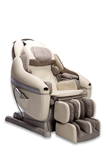 inada sogno dreamwave massage chair creme