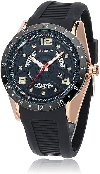 reloj de hombre mas vendido en aliexpress