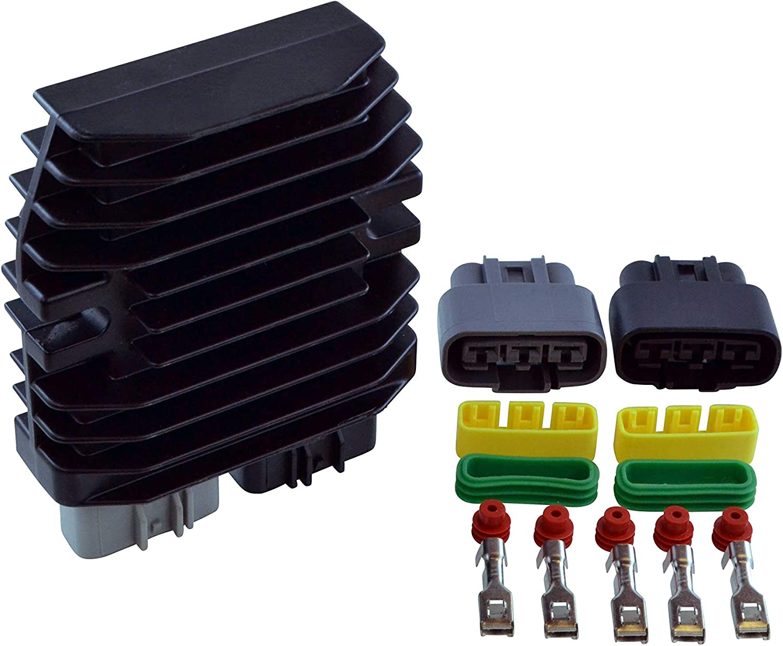 OEM Repl.# 21066-0744 2014-2017 Mosfet Voltage Regulator Lithium Ion for Kawasaki KRF 800 Teryx 4