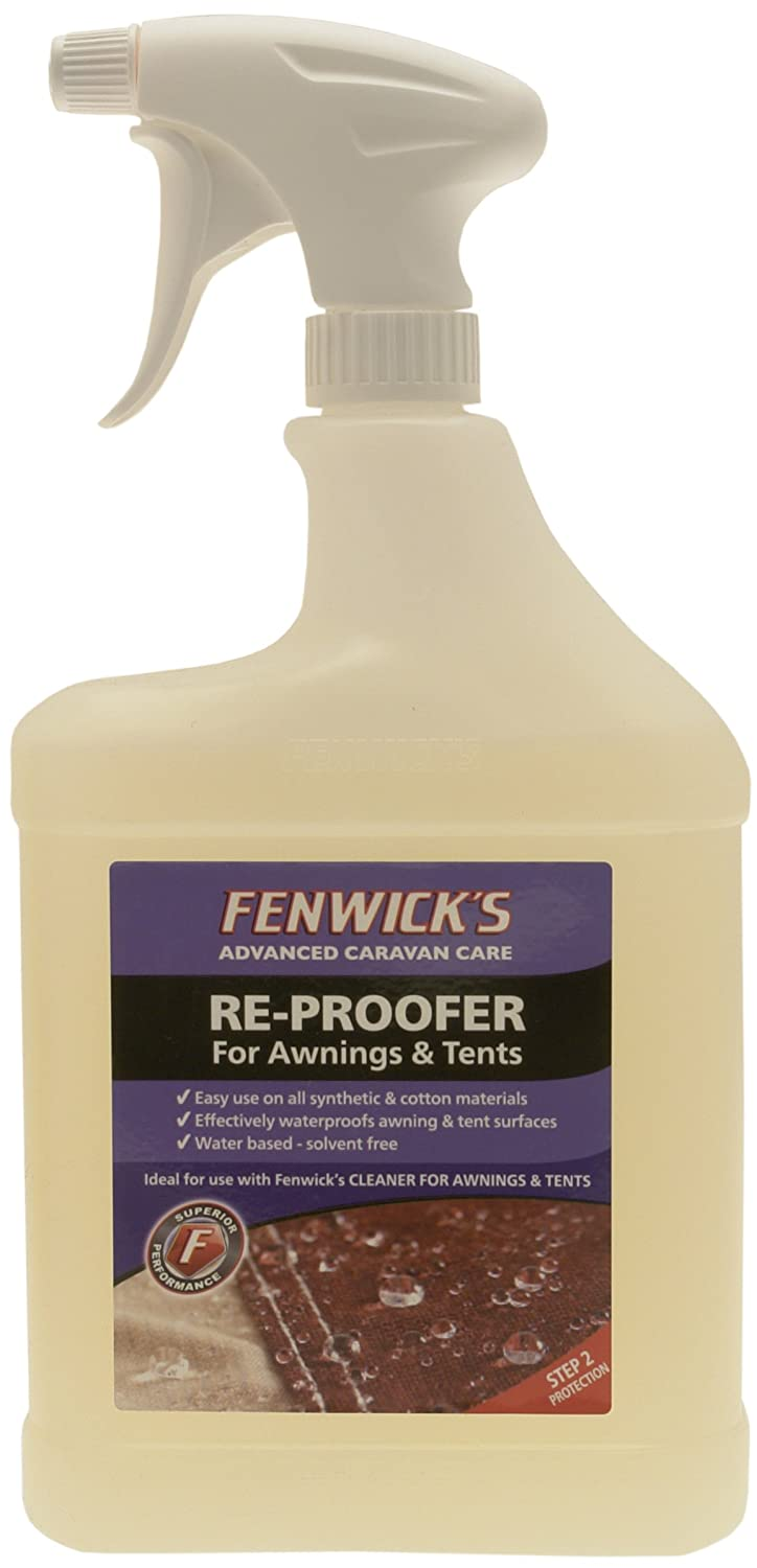 Fenwicks 1813C Awning and Tent Reprooofer, 1 Liter 50791