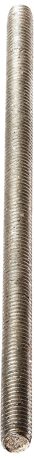 18-8 Stainless Steel Fully Threaded Stud Pack of 10 #10-32 Thread Size 4 Length Small Parts 78262 4 Length Right Hand Threads