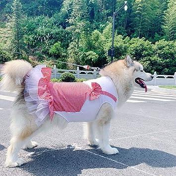 FORMEG Ropa De Perro Mascotas Ropa Vestido para Perros ...
